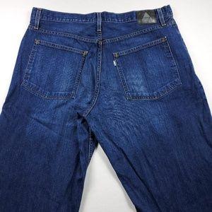 Vintage Levi's SilverTab Baggy Jeans Size 38x29